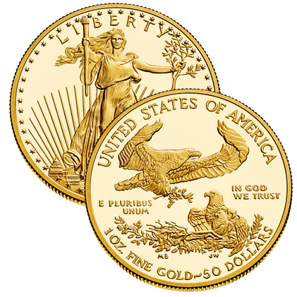 American Eagle Anlagemünze Produkte